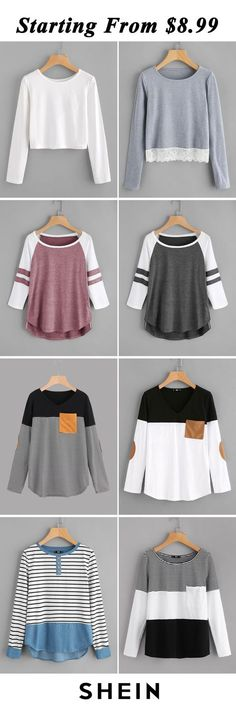 Top two on the right side Look Fashion, Teen Fashion, Korean Fashion, Autumn Fashion, Fashion Outfits, Womens Fashion, Outfits For Teens, Cool Outfits, Casual Outfits