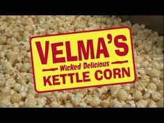 Unique Birthday Gifts - Kettle Corn! $20 http://velmas.org