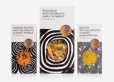 Fereikos Escargots by Bob Studio. #packaging #design