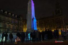 Preston Cenotaph Illuminated4