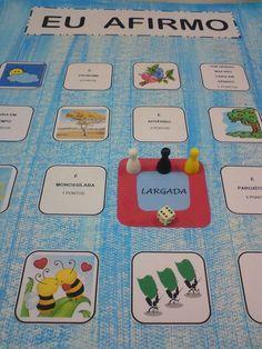 eu afirmo1 Grupo Focal, Calming Jar, Reggio Emilia, Activities For Kids, Blog, Homeschool, How To Plan, Grammar Games, Middle School Teachers