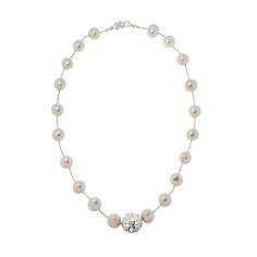 Tanya Moss | Joyería de oro | Joyería de plata | Diseño mexicano de accesorios y joyería Collar Piara de Perlas con Plata 925 #TanyaMoss #Jewelry #Joyeria #Pearls #Perlas #SterlingSilver #Plata #MexicanDesigner #Necklace #Collar