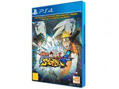 Naruto Shippuden: Ultimate Ninja Storm 4 para PS4 - Bandai Namco