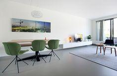 zwevende wand BUREAU - Google zoeken | woonkamer bureau | Pinterest ...