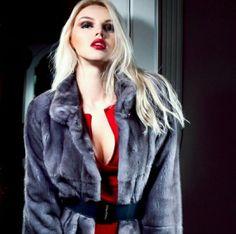 Mink, Leather Jacket, Jackets, Fashion, Studded Leather Jacket, Down Jackets, Moda, Leather Jackets, Fashion Styles