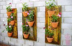 Toques artesanais nos jardins