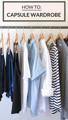 How To Start A Capsule Wardrobe  5 Step Visual Guide 6b3d6399c8