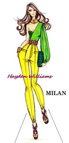 'City Style' by Hayden Williams: Milan