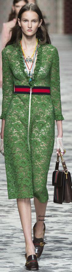 Gucci Spring 2016 RTW