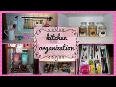 Οργάνωση Κουζίνας - Kitchen Organization - YouTube Kitchen Organization, Youtube, Kitchen Organisation, Youtubers, Kitchen Staging, Youtube Movies