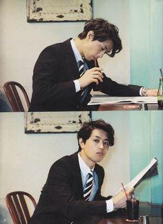 Saito Takumi