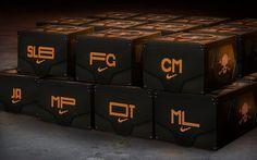 Nike Hypervenom kutuları