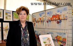 Anna Masana, XX Fira d'Art Sitges 2013
