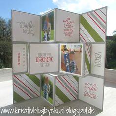 Kreativ Blog by Claudi: Flipbook Minialbum - Einschulung Teil 1