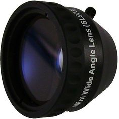 Sealife Mini Wide Angle Lens SL973 by SeaLife. $69.95. Depth of field 12 inches to infinity - get as close as 12 inches to your subject.. 43% increased field of vision.. Wide Angle Lens for Sealife Reefmaster Mini 2 Camera.. Easily attaches on and off - even underwater.. Mini Wide angle Lens