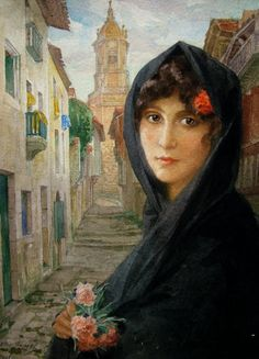 Elisabeth Sonrel (1874  – 1953) was a French painter and illustrator in the Art Nouveau style.