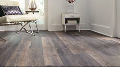 Beautiful Dark Colored Laminate Flooring - Available at Express Flooring Deer Valley North Phoenix Arizona
