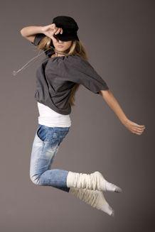 Dancing Hip–Hop