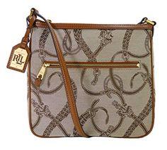 LAUREN Ralph Lauren Handbag, Crossbody - http://bags.bloggor.org/lauren-ralph-lauren-handbag-crossbody/