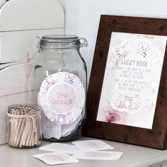 Looking for guest book ideas for your big day? Check out our list of fun, inviting and original guest books: from messages in bottles to wishes on stones, anything is possible!