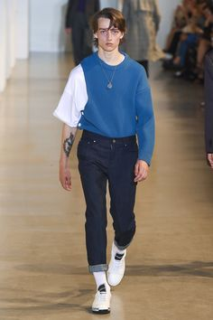 Wooyoungmi Spring 2018 Menswear Collection Photos - Vogue