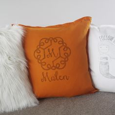 your name and initials here handprinted textiles and original designs that speak for themselves