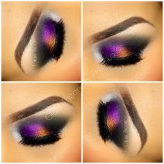 Paint UR Face Glamour♡. Eye make-up