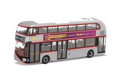New Routemaster, New Bus, Wooden Car, Bus Coach, Bus Travel, Chocolate Factory, Busses, Diecast Models, Display Case