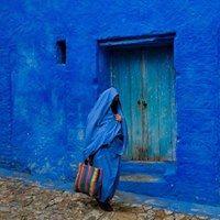 The Blue Pearl ---Chefchaouen, Marocco https://www.facebook.com/arteide.org/photos/?tab=album&album_id=1176776729010484