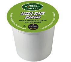 DOUBLE BLACK DIAMOND --- by Green Mountain --- 5 boxes of 24 K-Cups >>> To view further, visit now : K Cups