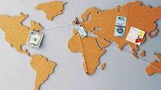 Image result for decoracion que combine con el tema de mapas