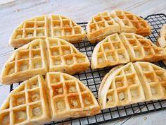 Waffles, Snacks, Cooking, Breakfast, Desserts, Kitchen Ideas, Foods, Kitchen, Morning Coffee