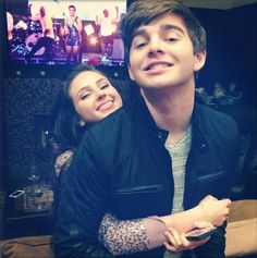 jack griffo and ryan newman | COTW: 34 Photos of Adorable Couple Jack Griffo and Ryan Newman
