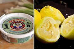 Quick & Easy Salad Dressing: Miso & Citrus Juice