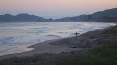 Dusk surf gisborne Gisborne New Zealand, See The Sun, Dusk, Playground, Surfing, Paradise, Around The Worlds, City, Beach