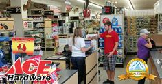 Ace Hardware has all your home needs!