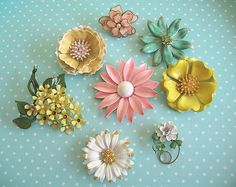 #flower #brooch