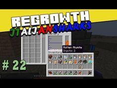 Regrowth ITA Minecraft Ep 22 - Road to steel - #minecraftita