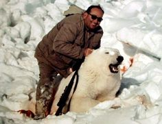 Rich Chinese thrill seekers are paying $80, 000 to hunt polar bears in Canada! Take Action Now! Animal Petitions by YouSignAnimals.org. Sign the Petition here: http://www.yousignanimals.org/Rich-Chinese-thrill-seekers-are-paying-80-000-to-hunt-polar-bears-in-Canada-Take-Action-Now-t-1230 While the polar bears are known as one of nature's most majestic animals, China's thrill-seeking nouveau riche are being o...