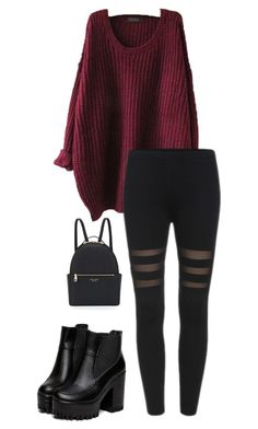Designer Clothes, Shoes & Bags for Women Cute Comfy Outfits, Pretty Outfits, Stylish Outfits, Komplette Outfits, Outfits For Teens, Fall Outfits, Girls Fashion Clothes, Winter Fashion Outfits, Kleidung Design