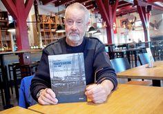 Kjell-G. Kjärin kirja ruijalaisista jäämerenkippariista oon justhiinsa tullu ulos. Hän toivoo ette kirjan sais ulos Suomessaki. – Kolme neljestä jäämerenkipparista Hammerfestissä ja yli puolet tromssalaisista kippareista olthiin kainulaiset, hän sannoo. KUVA: LIISA KOIVULEHTO