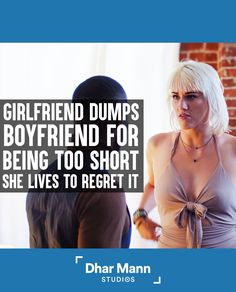Girlfriend Dumps Her Boyfriend For Being Too Short, His Reaction Is Shocking | Dhar Mann. It's not about what's on the outside, it's about what's on the inside that counts. For more motivation videos, visit DharMann.com #DharMann Social Media Company, Show Video, Steve Harvey, Motivational Videos, Tall Guys, You're Beautiful, I Got You, Life Tips, How To Take Photos