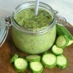 Pesto alle zucchine