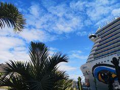 #aidanova #cruise #kreuzfahrt #thechillreport #schiff Beach Club, Barcelona, Cruise, Spain, Adventure, Marseille, Teneriffe, Majorca, Crusaders