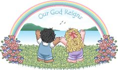 bible stories, rhyming & letters for 3-5 year olds