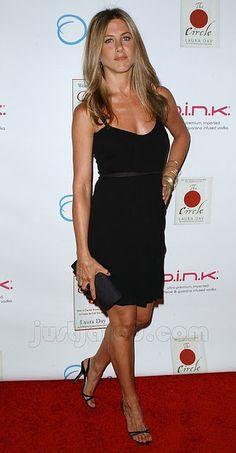 Jen - little black dress - thrift inspiration