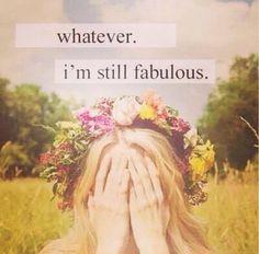 Still Fabulous