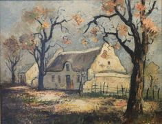 George Enslin, Oil on canvas, Rietdak huis Alexanderstraat Oil On Canvas, Art Gallery, Cool Stuff, Painting, Art Museum, Painting Art, Paintings, Painted Canvas, Drawings
