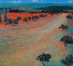 Ton Dubbeldam ~ Chemin des Dames, from the Elysian Fields Collection