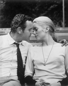 The April Fools (1969), Jack Lemmon & Catherine Deneuve